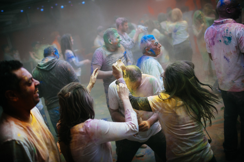 Dishoom Holi 2014 175 blog