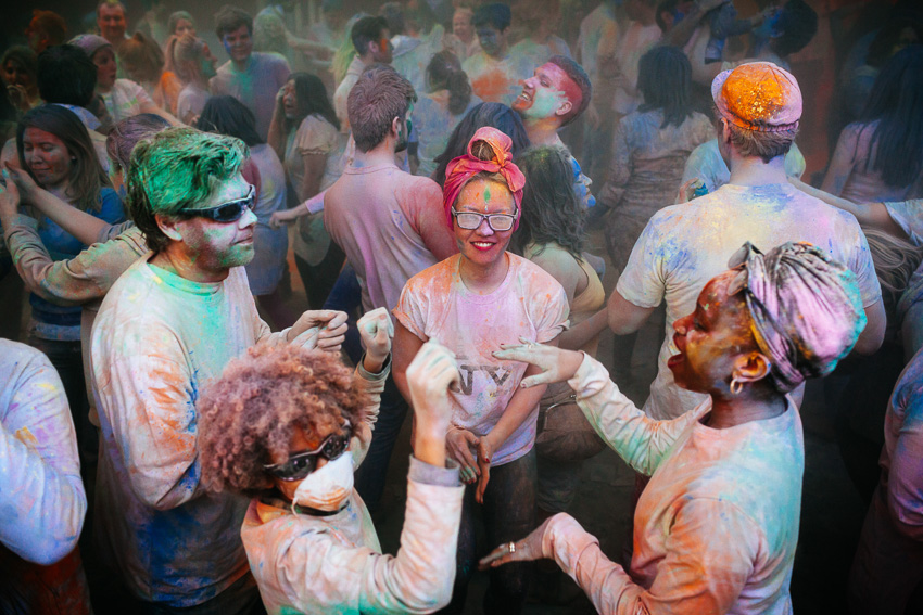 Dishoom Holi 2014 195 blog