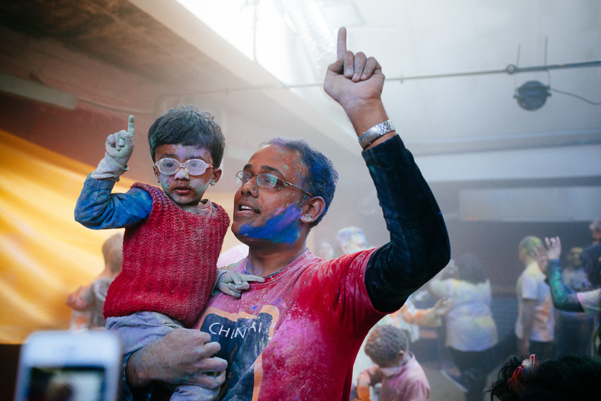 Dishoom Holi 2014 197 blog