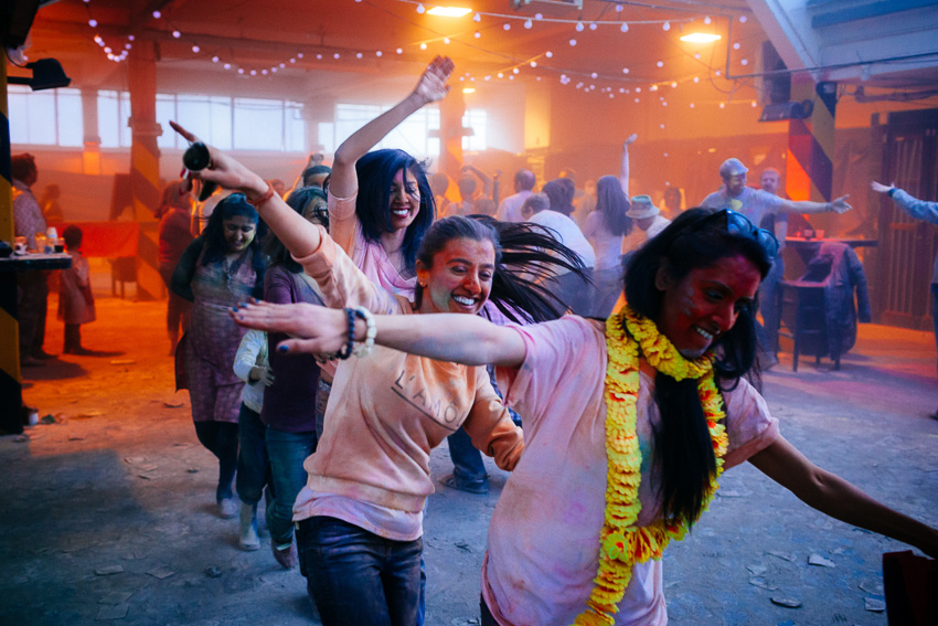 Dishoom Holi 2014 293 blog